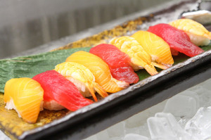 Bacchanal Buffet Sushi Custom Made