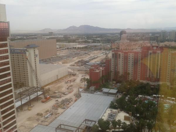 Linq construction pics