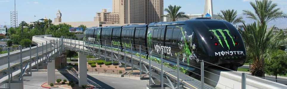 Monorail Vegas