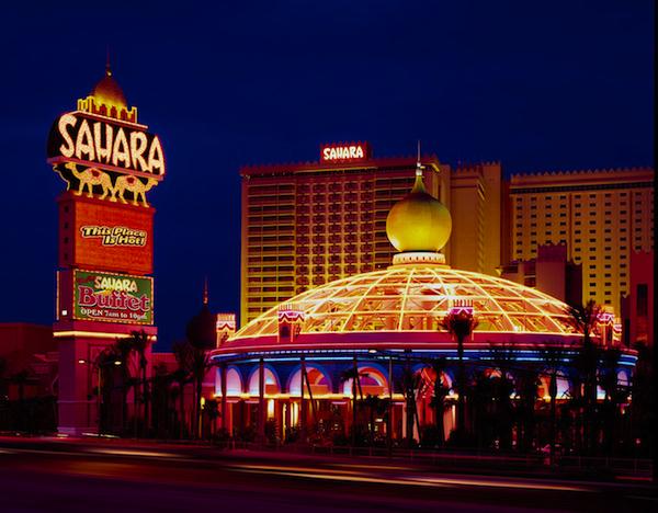 Sahara Vegas